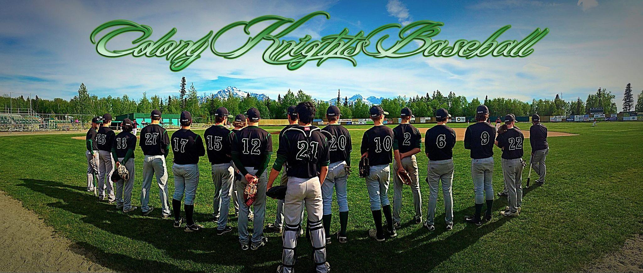 Colonyknightsbaseball Home Page